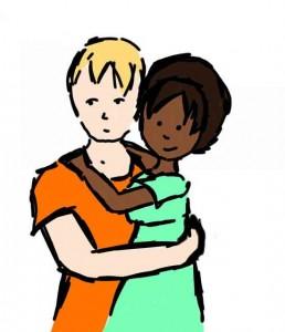 Online interracial dating