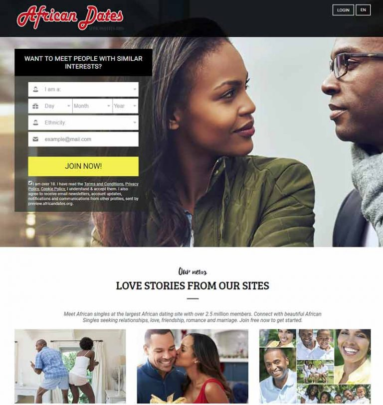 Top 5 Free Dating Sites in Nigeria
